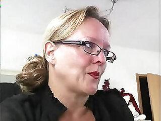 Mature german lady