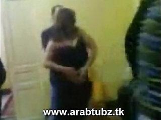 hot Arabic algerian sex arab video