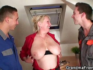 jav  naughty mom  ,  naughty older woman  ,  old granny   porn movies