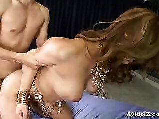 Hot japanese babe fuck threesome uncesored